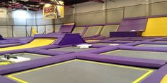 Gravity Force trampolining park Camberley
