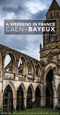 d'day guided tours caen