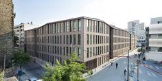 Prêmio de arquitetura para «Maison Hermés»