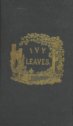 Image taken from page 5 of 'Ivy Leaves; a collection of poems' | Flickr - Photo Sharing!