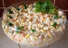 *Sałatka Jarzynowa* recipes for Polish style vegetable salat if you polish you know it. New Recipes, Healthy Recipes, Vegetable Salad, Meal Planning, Food Porn, Good Food, Food And Drink, Snacks, Vegetables