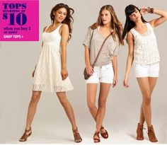 teen shirts | Teen Fashions, Teen Clothing and more at dELiAs.com review | buy, shop ...