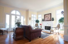 Atlanta Vacant Home Shines, Photography by Jim Powers - Luxury Home Staging Atlanta