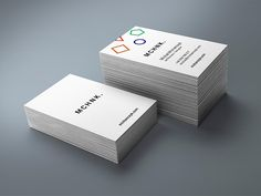 michanczyk.com - business cards 2nd shot