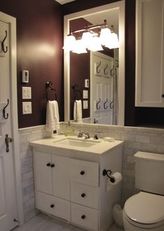 1000 Images About Bedroom Bath Paint Ideas On Pinterest Brown Bathroom Chocolate Brown And