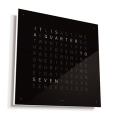 A+R Store - QlockTwo Classic