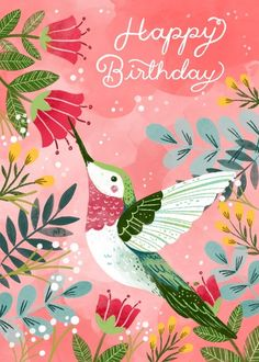 Advocate-Art   London - Marbella - New York Happy Birthday Flower, Happy Birthday Images, Happy Birthday Greetings, 1st Birthday Girls, First Birthday Parties, First Birthdays, Diy Birthday, Birthday Celebration, Birthday Card Template