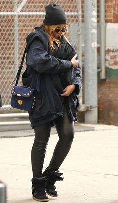 Beckett Isabel Marant Sneaker Suede Black
