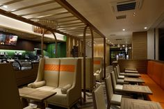 Tully's Coffee by DOYLE COLLECTION, Fukuoka - Japan