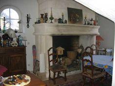 Bildresultat för big open fireplace