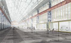 Lycée Hotelier de Lille - /media/images/290_Perspective_03_Passage-Inside.jpg