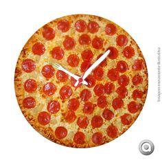 RELOGIO PAREDE - PIZZA
