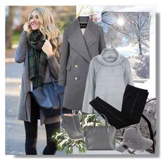 """""""Winter pictures"""" by rosely25 ❤ liked on Polyvore featuring Eugenia Kim, Marc by Marc Jacobs, Tara Jarmon, Blue Vanilla, COSTUME NATIONAL, Valextra, women's clothing, women, female and woman"""
