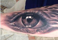 https://flic.kr/p/BcFWdj | Realistic Tattoo | realistic tattoo, realistische tattoo, realistic tattoo designs | www.popo-shoes.nl