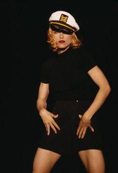 @Madonna's @Madonna #Madonna #TheGirlieShow @lohitzun
