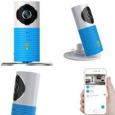 Cleverdog Home Security HD Wifi Camera