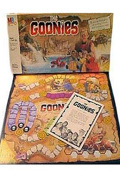 The Goonies game ($40) how have I never seen this before?!