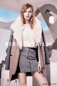 Karlina Caune for Rebecca Taylor Fall 2013 - http://qpmodels.com/european-models/karlina-caune/2267-karlina-caune-for-rebecca-taylor-fall-2013.html