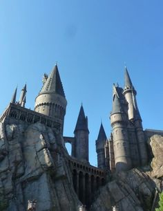 The Wizarding World of Harry Potter at Universal Studios Orlando in pictures.