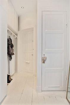 Mucho estilo nórdico en 43 m²