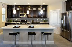 KB Homes -- Kitchen by Bart Edson