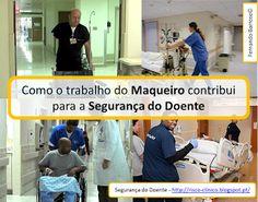 Segurança do Doente: Como o trabalho do Maqueiro contribui para a Segur...