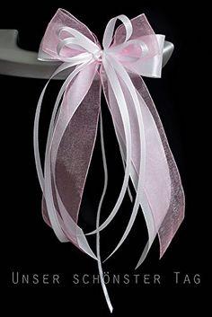 10 x Antennenschleife Autoschleife Autoschmuck Hochzeit S... https://www.amazon.de/dp/B0093LYR6A/ref=cm_sw_r_pi_dp_x_W4TOxbFB0ED56