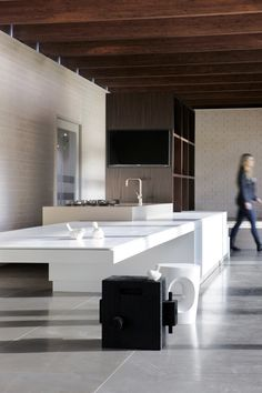 Kitchen space / cocina
