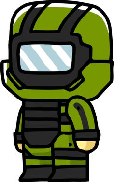 Eek! Adorable little EOD tech