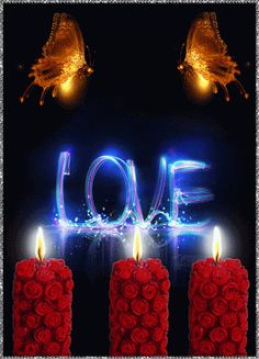 CANDLE'S OF LOVE ~^~^~^~^