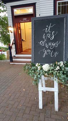 Amazing Weddings, Chalkboard Quotes, Art Quotes