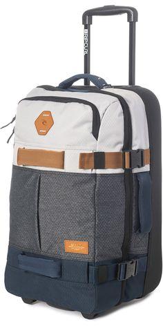 d82d7155c4 2017 Rip Curl F-Light 2.0 Transit 50L Stacka Travel Bag NAVY BTRCQ2 Girls  Life