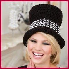 sombrero crochet - Buscar con Google