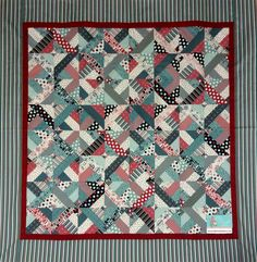The Boat House Quilt Kit by Sweetwater for Moda available at http://www.oldsouthfabrics.com/shop/Quilt-Kits-and-More-/p/The-Boat-House-Quilt-Kit-by-Sweetwater-for-Moda-x9796583.htm