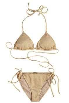 Lurex Bikini by Calypso St. Barth
