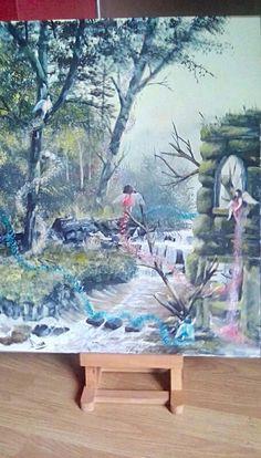 My Dad's artwork