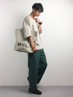 REN(ZOZOTOWN)|SENSE OF PLACE by URBAN RESEARCHのTシャツ/カットソーを使ったコーディネート - WEAR