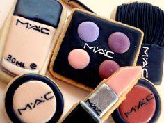 MAC Make up cookies