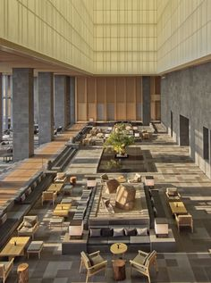 WAN INTERIORS:: Aman Tokyo by Kerry Hill Architects in Tokyo, Japan