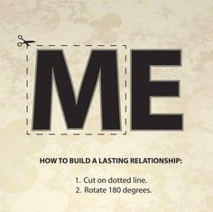 How to build a lasting relationship…