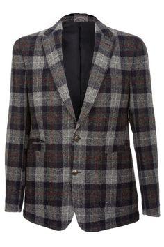 Barutti Refine Harris Tweed Jacket at The Harris Tweed Company Grosebay - Exclusive Harris Tweed