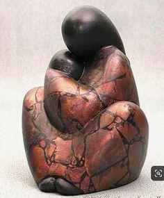 Une collection d'images inspirantes pour vos futures sculptures Human Sculpture, Sculptures Céramiques, Sculpture Clay, Bronze Sculpture, Asian Sculptures, Raku Pottery, Pottery Sculpture, Pottery Art, Ceramic Figures