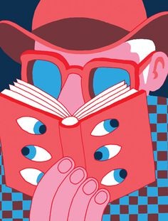 Illustratration New York TImes Book Review. SUSPICIOUS MINDS Why We Believe Conspiracy Theories By Rob Brotherton