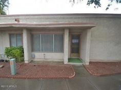 Foreclosed Townhome In Glendale
