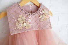 ---Kelly dress in Dusty pink--- #honeybeekids #honeybee_kids #kidsootd #kidsdress