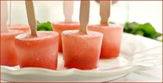 Summer on a Stick: Watermelon Mint Popsicles | Oklahoma Sports & Fitness Magazine