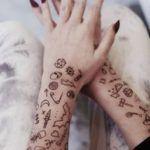 DIY Do It Yourself Mini Tattoos