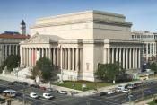 The National Archives in Washington, DC. Metro: Yellow or green line to Archives/Navy Memorial. Hours: **be prepared to be patient if you want to see the Declaration of Independence, almost always a long line** Viaje A Washington Dc, Washington Dc Travel, Oh The Places You'll Go, Places To Travel, Capital Of Usa, Columbia, National Archives, Wonderful Places, Beautiful Places