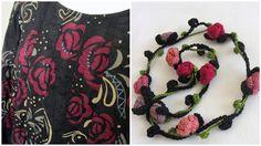 Kockás világ Crochet Necklace, Jewelry, Fashion, Moda, Jewlery, Jewerly, Fashion Styles, Schmuck, Jewels