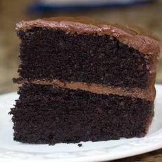 Grandma Booth German Chocolate-mayo Cake